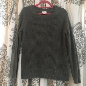 Old Navy- cozy crewneck knit sweater